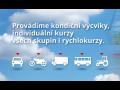 Kondiční jízdy - Autoškola Popelka, Hradec Králové