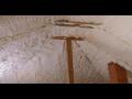 PUR pěna pro zateplení střechy