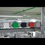 Výroba elektroinstalační techniky a skříní - nová červená řada