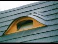 Dřevěné šindele pro obložení fasády, střechu, psí boudu, budku pro ptáčky nebo zahradní domek