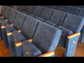 Kvalitní a pohodlná sedadla a křesla do divadla a kina