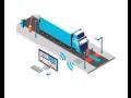 Bezobslužný provoz vah pro dopravu a průmysl – dokonale promyšlený systém