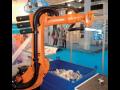 Bin Picking � v�b�r objekt� z bedny robotem nav�d�n�m 3D kamerou