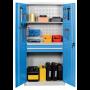 Jednoduchosť, prehľadnosť a kvalita. To je dielenský, kovový a priemyselný nábytok od  spoločnosti Enprag