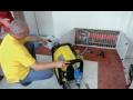 Tlakové zkoušky, proplachování a dezinfekce vodovodního potrubí - zkušenosti s použitím přístroje REMS MULTI - PUSH