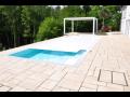 K čemu je dobré lamelové zakrytí bazénu a kvalitní bazénové lamely?