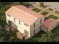 Unhošť  – rodinné domy dvoupodlažní