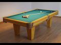 Kulečníkové stoly s tříletou zárukou pro herny i soukromé využití