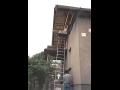 Vertikální doprava materiálu při rekonstrukci a opravách domů nemusí být problémem.