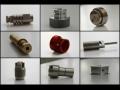 CNC výroba přesných strojírenských dílů od společnosti ATURN cnc