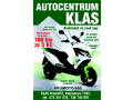 Autocentrum KLAS nabízí elektroskútr AKUMOTO 600, se kterým ušetříte