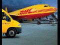 DHL: Expresn� p�eprava z�silek po republice i na druh� konec sv�ta