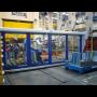 Pr�myslov� vrata pro ochranu stroj� od Novaferm