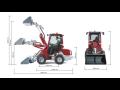 DAPPER 5000: multifunkční nakladač a nosič nářadí šetří čas, peníze i životní prostředí