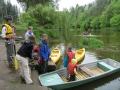 Masaryk�v t�bor YMCA zve na p��jemn� str�venou dovolenou v �dol� �eky S�zavy