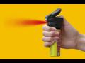 Sprejová svítilna – obranný prostředek, který obstojí i za tmy