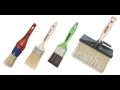 Pennelli SPOKAR per verniciare e pitturare
