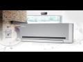 Klimatizace NORDline s invertorem – luxus, který si může dopřát každý