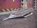 Svařované hliníkové, nerezové a titanové konstrukce