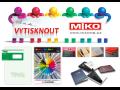 Rozsáhlá tiskařská nabídka společnosti MIKO uspokojí i ty nejnáročnější