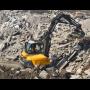 JANKOSTAV s.r.o., Ostrava - Kun�ice: recyklace asfaltu a betonu