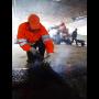 JANKOSTAV s.r.o., Ostrava - Kun�ice: v�robou a pokl�dkou asfaltov�ch materi�l�