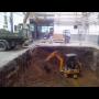 ROBICONT, Chropyně, Kroměříž, Zlínský kraj: přistavení kontejneru a náklad odpadu