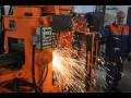Duchcovská svařovna, a.s.: stykové odtavovací svařování kolejnic