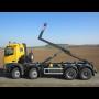 Hákový nosič kontejnerů – perfektně vybavený pomocník pro všechny typy vozidel