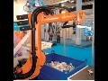 Bin Picking – selección de los objetos de una caja mediante un robot guiado por la cámara 3D