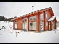 Srubové domy WALFER jsou určeny pro komfortní a ekologické bydlení