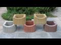 Zámková dlažba, betonové dlaždice, tvárnice i obrubníky – betonové výrobky, ze kterých si vyberete