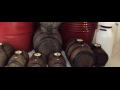 Deskov� filtr na v�no, k�emelinov� filtr, vina�sk� lisy i dal�� vina�sk� pot�eby na jednom m�st�