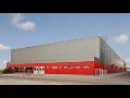 Výstavba montovaných hal pro průmysl, sport i obchod