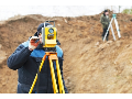 Geodetick� pr�ce v Lounech s pou�it�m kvalitn�ch a p�esn�ch p��stroj�
