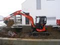 Čištění a oprava studní i zemní a zednické práce