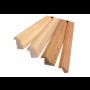 bohatá nabídka dřevěných lišt