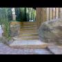 Ra�en� betonov� dla�ba � imitace kamene nebo d�eva, vhodn� do interi�ru i exteri�ru
