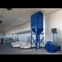 Komplexní řešení odsávání a filtrace vzduchu pro průmyslové provozy