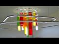 N�vrhy interi�r� v�etn� 3D vizualizace a designov� LED sv�tla