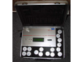 Radon detector luk, testov�n� p��tomnosti radonu