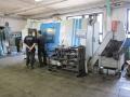 CNC soustruh Danobat
