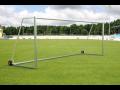 Fotbalová branka - plně svařené - mobilní