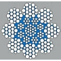 Ocelov� lana s r�zn�mi mo�nostmi vyu�it� vyr�b� firma LANA VAMBERK