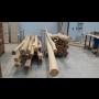 Prodej dřevařských výrobků, řeziva i dřevěných briket