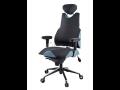 Zdravotní židle Therapia pro dlouhé sezení bez bolesti