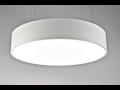 Závěsná a přísazená svítidla atypických tvarů od trojúhelníků až po elipsy