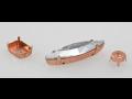 Tvo�te kr�sn� �perky s komponenty na v�robu bi�uterie z Jablonce nad Nisou