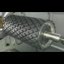 AGT Zlín: Výroba drážkovaných pryžových válců
