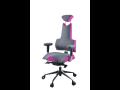 Kancelářské židle Therapia a Sitness, dlouhé sezení bez bolesti zad